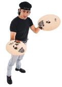 JONATHAN MOVER - Endorser for : Paiste Cymbals