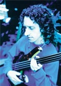 MICHAEL MANRING - Bassist extraordinarie for Montreaux , Alex Skolnick and Solo Artist !